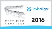 Invisalign Aligner and certified provider