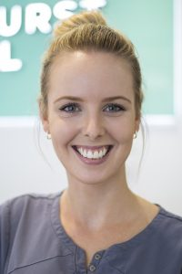 Rachel - dental receptionist