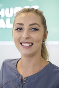 Sophie -Dental Receptionist and assistant