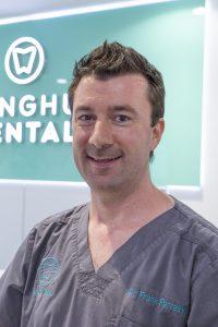 Dr Frank Farrelly